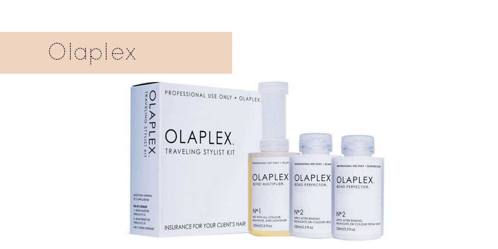 Olaplex behandling