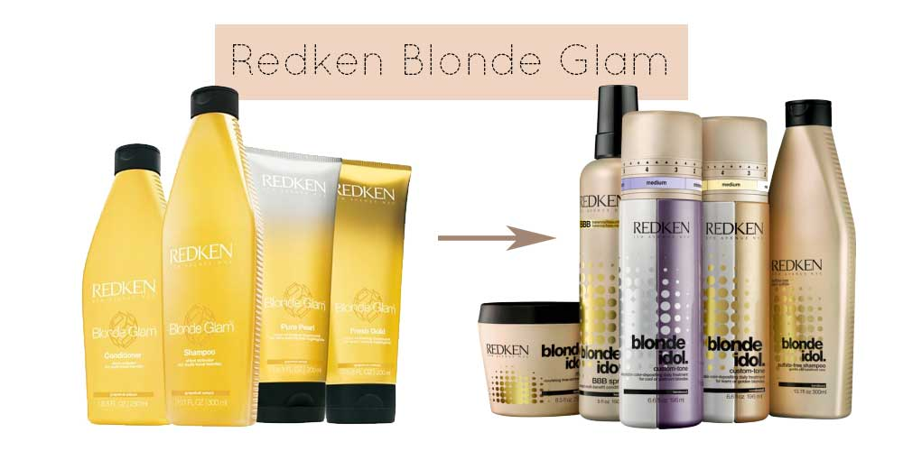 Redken Blonde Glam