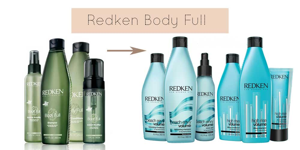 Redken Body Full udgår
