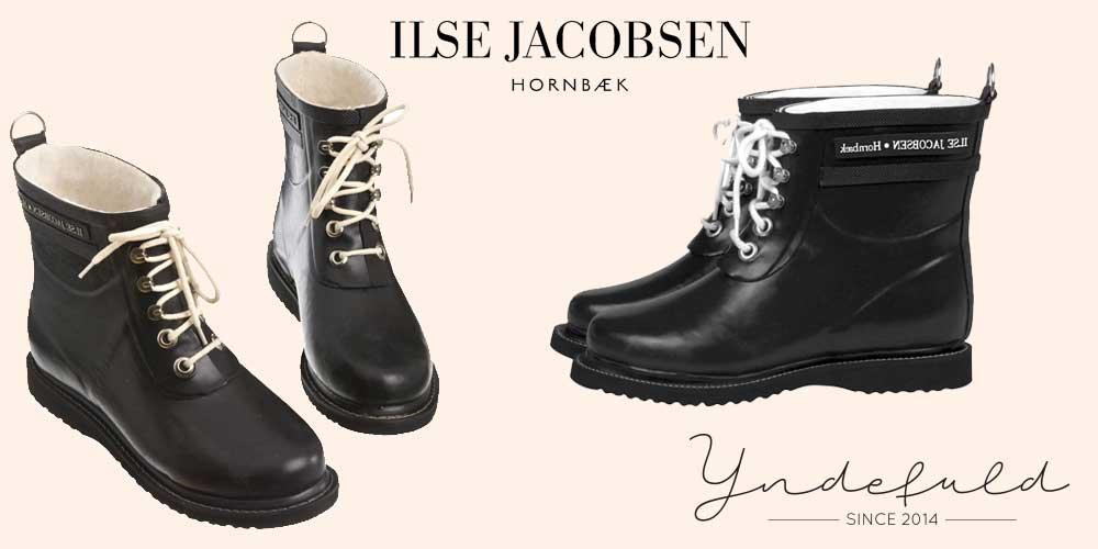 Korte Ilse Jacobsen gummistøvler RUB2