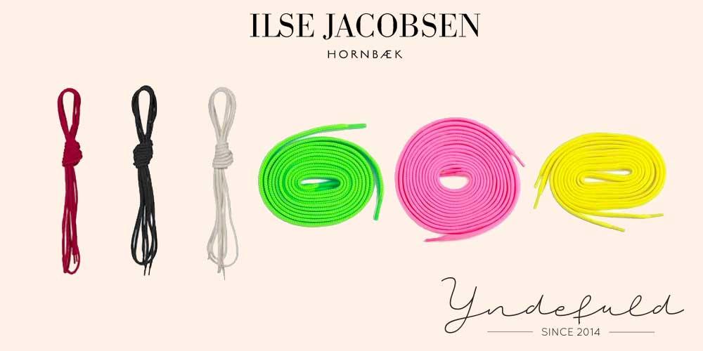 Snørebånd til Ilse Jacobsen Gummistøvler - Snørrebånd