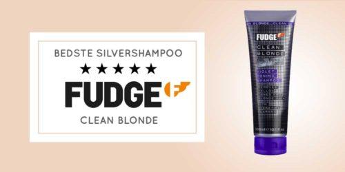 Beste silvershampoo fugde