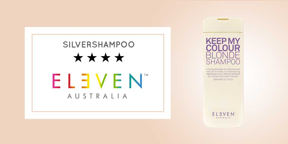 Eleven australia silvershampoo