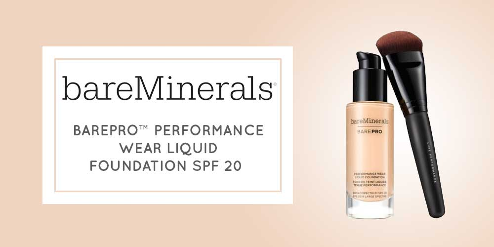 BAREPRO™ PERFORMANCE WEAR LIQUID FOUNDATION