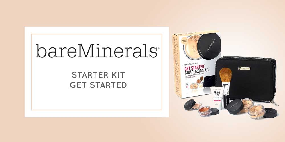 Bareminerals Get Started - Starter kit