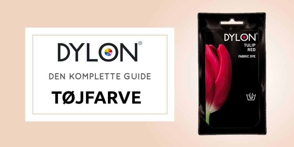 Dylon farve - Tekstilfarve og tøjfarve