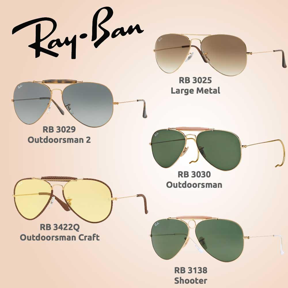 klubmaster klassiske ray-ban solbriller