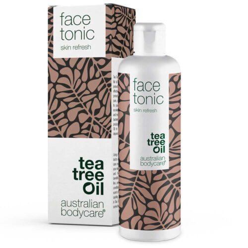 Face tonic med Tea Tree Oil - dybderensende ansigtsrens uden alkohol (150ml)