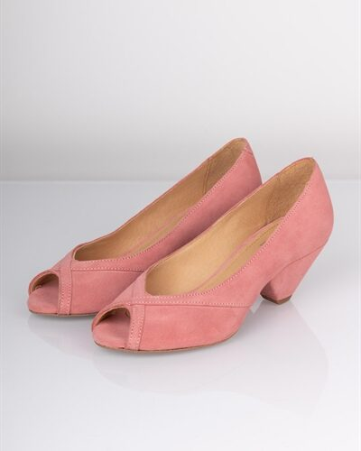 Pavement - Sandal - Zoey - Rose Suede