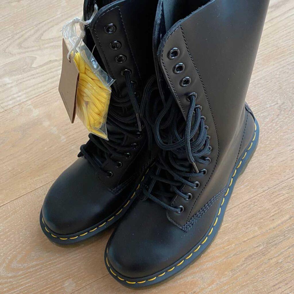 Dr martens støvler